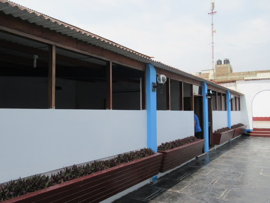 Aulas Colegio Interamericana Centro Trujillo