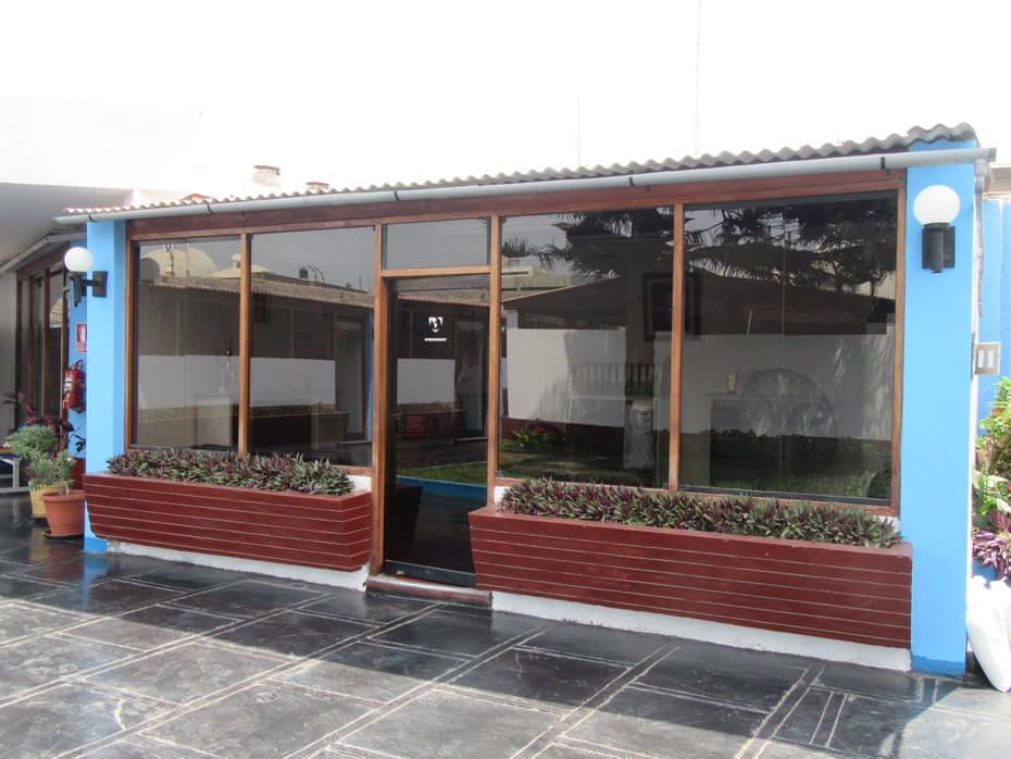 Oficina de la Dirección Colegio Interamericana Centro Trujillo
