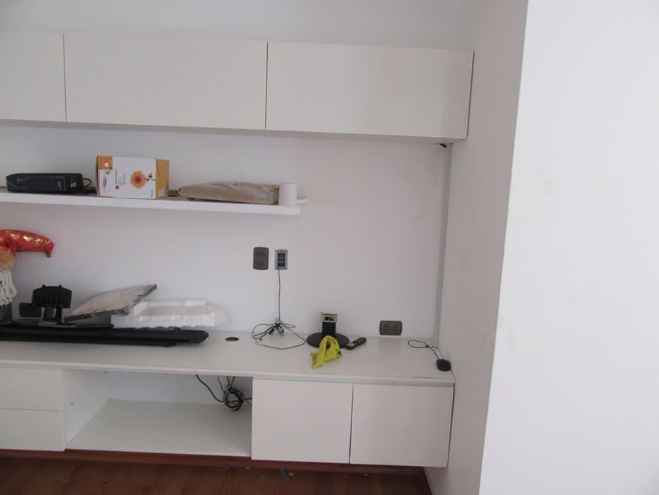 Habitación para monitoreo de cámaras