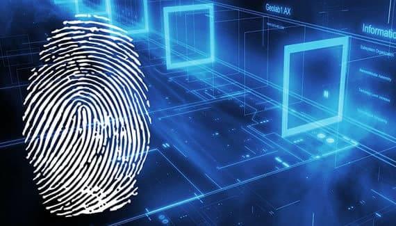 Biométrica para el control de accesos